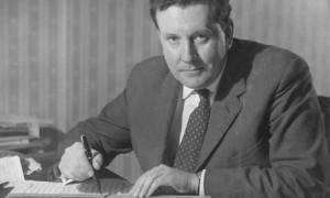 Composer Malcolm Arnold